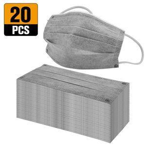 20/ PCS Triple-Layer Surgical Mask